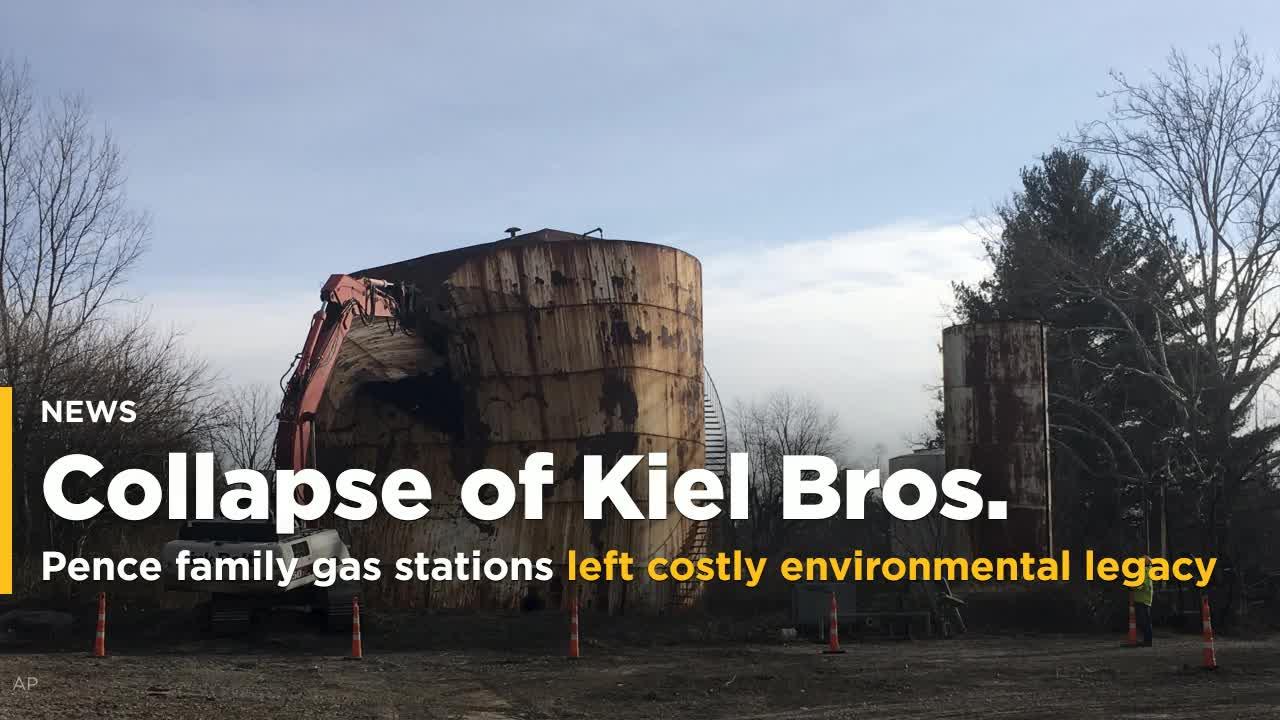 yahoo.com - Brian Slodysko, Associated Press - Pence family's failed gas stations cost taxpayers $20M+