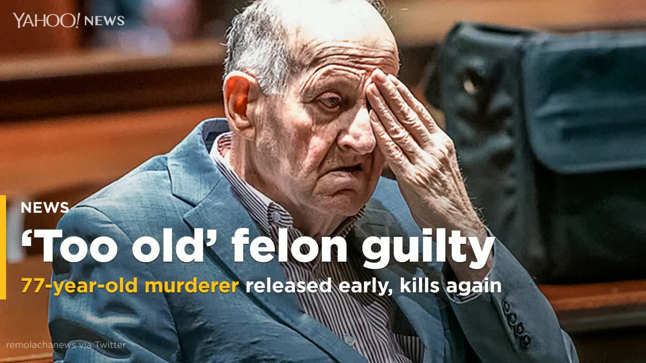 Murderer deemed too old for prison released early, kills again