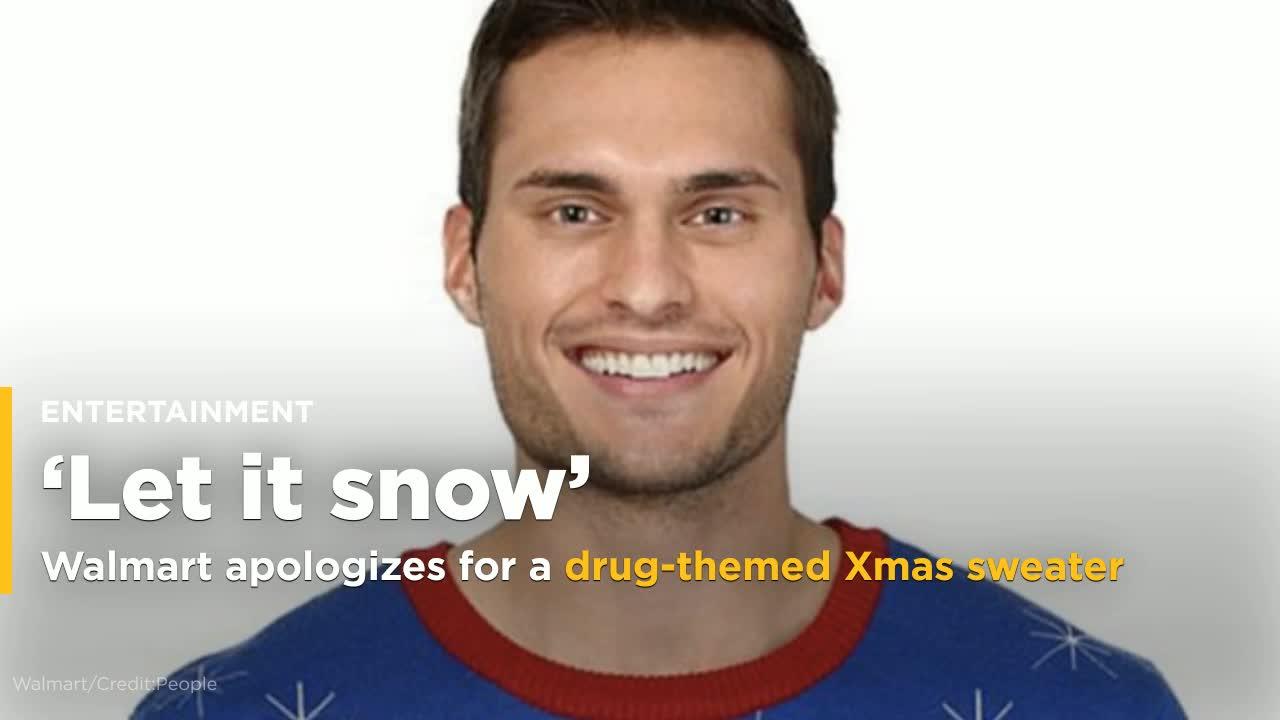 Walmart Apologizes for Snowman Christmas Sweater That