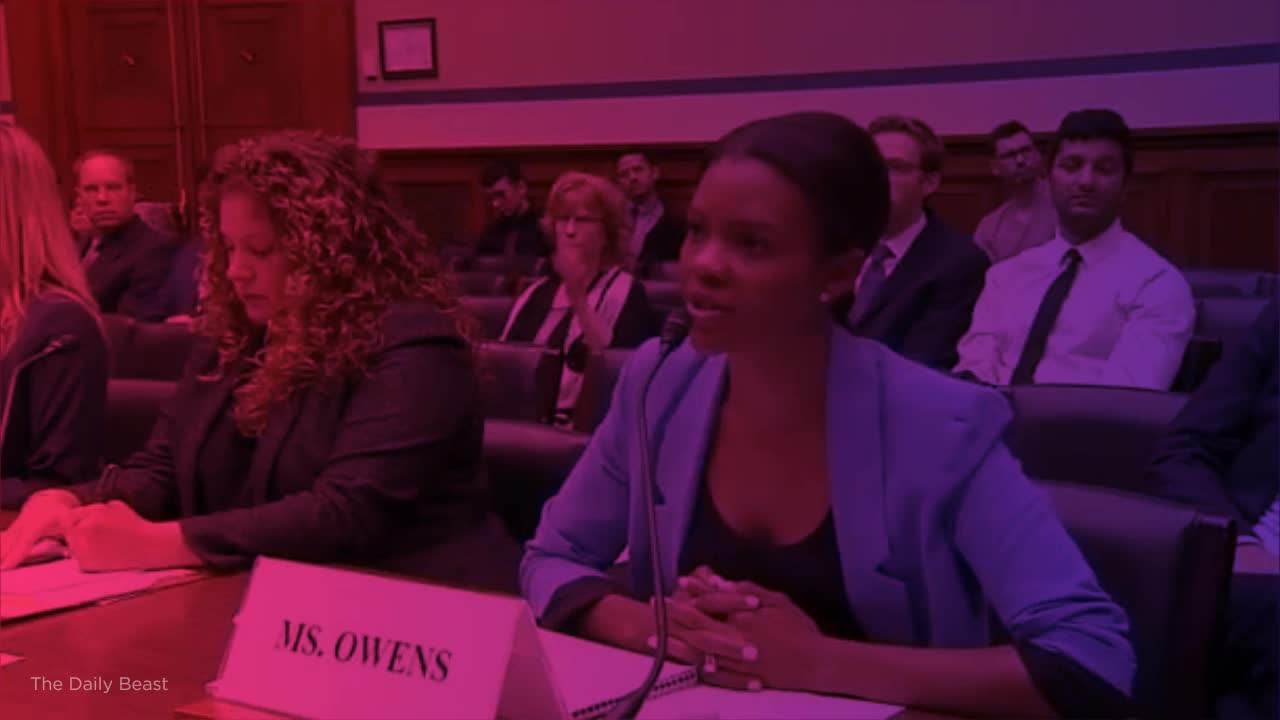 Candace Owens to House panel: White supremacy and white nationalism is not a problem