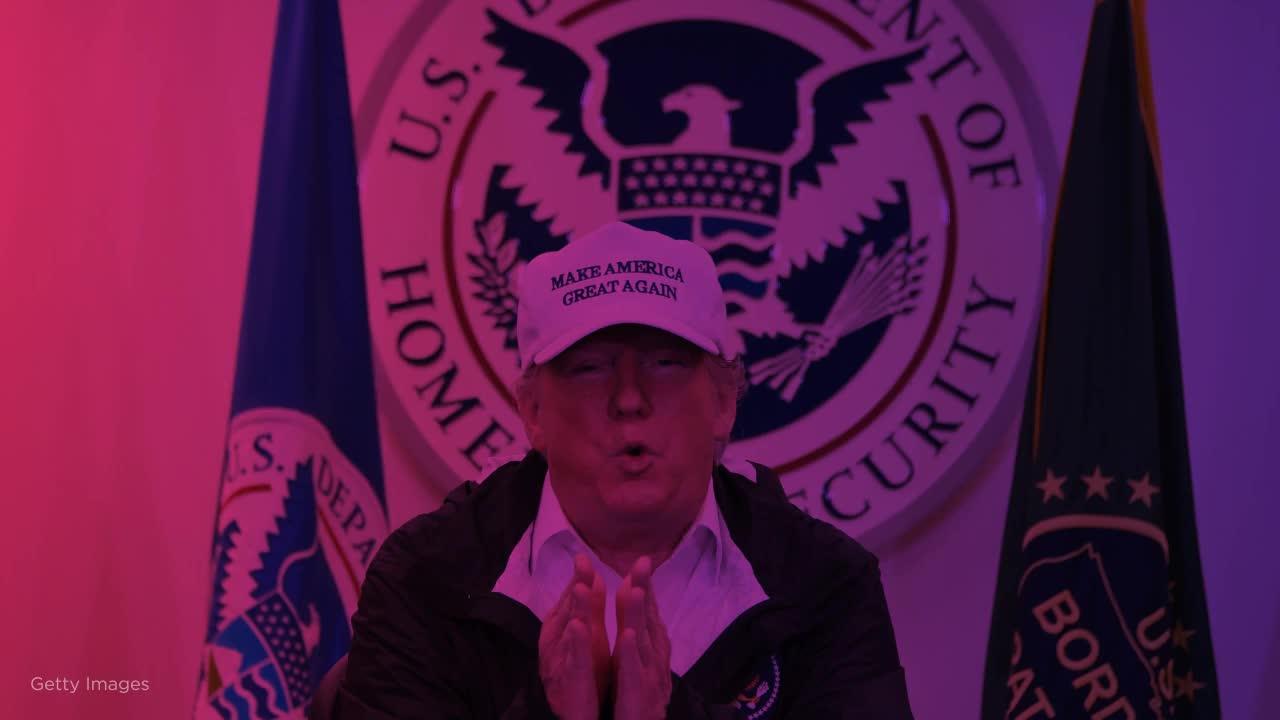 Senate votes again to end Trumps border emergency declaration