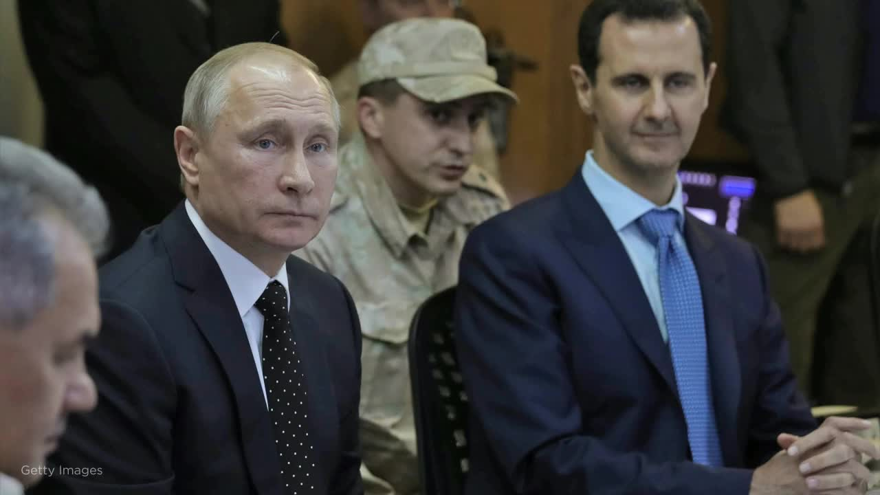 Putin faces Syria money crunch after U.S. keeps control of oil fields