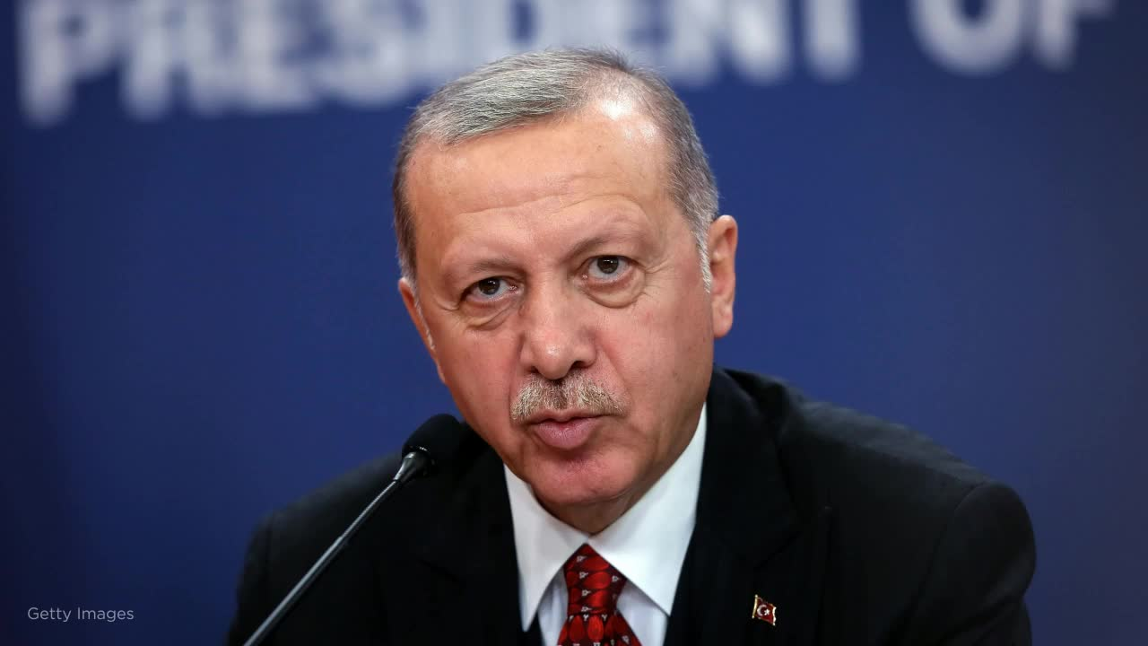 Turkeys Erdogan to Macron: You should check whether you are brain dead