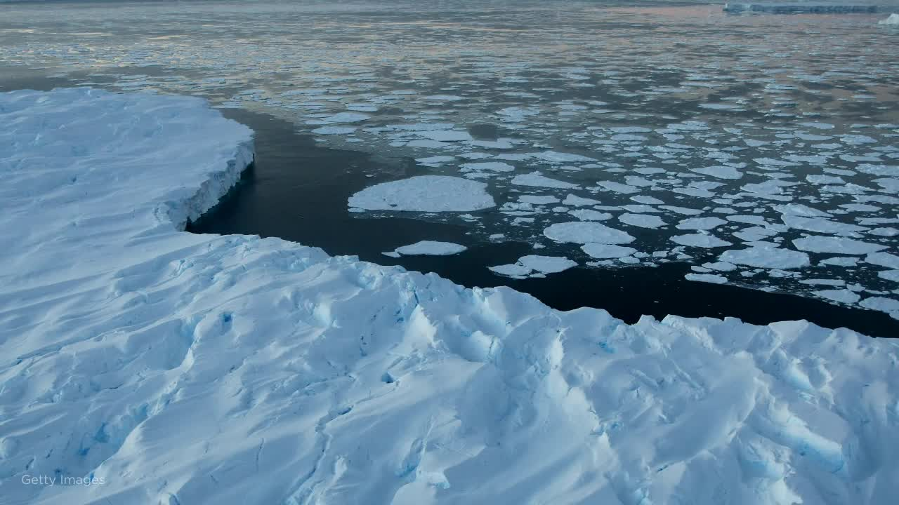 Since 1992, Earth is 1 degree hotter, trillions of tons of ice gone
