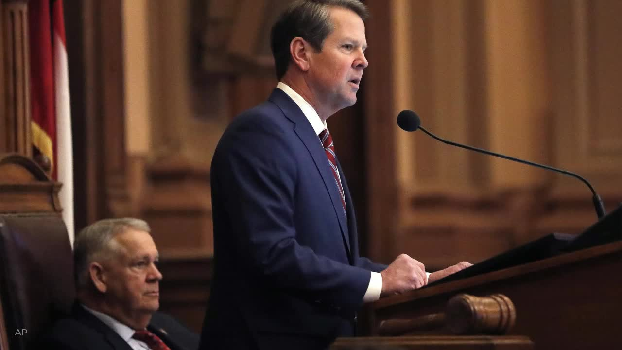 Georgia governors Senate appointment defies Trump